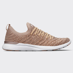 Women's TechLoom Wave Rose Gold / White