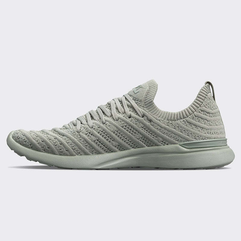 Women's TechLoom Wave Shadow Green