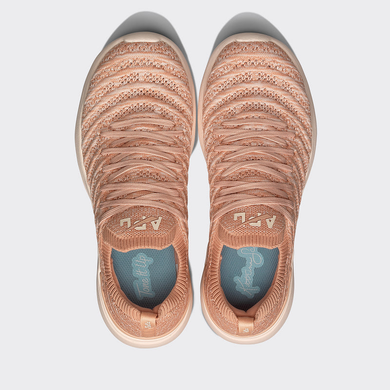 Women's TechLoom Wave Simply Rose / Nude