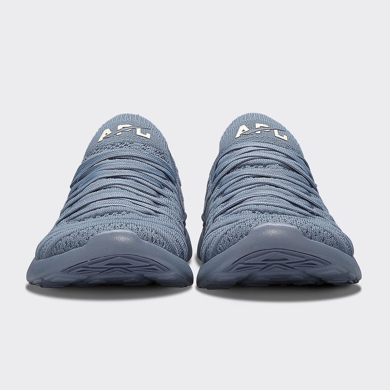 Men's TechLoom Wave Slate / Pristine