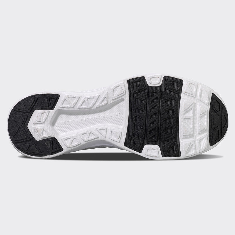 Women's TechLoom Wave White / Black