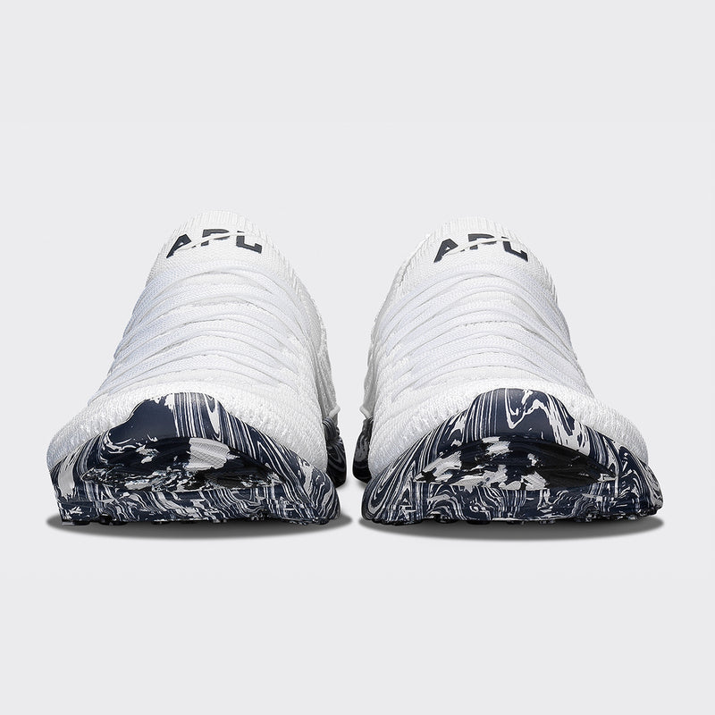 Men's TechLoom Wave White / Midnight / Marble