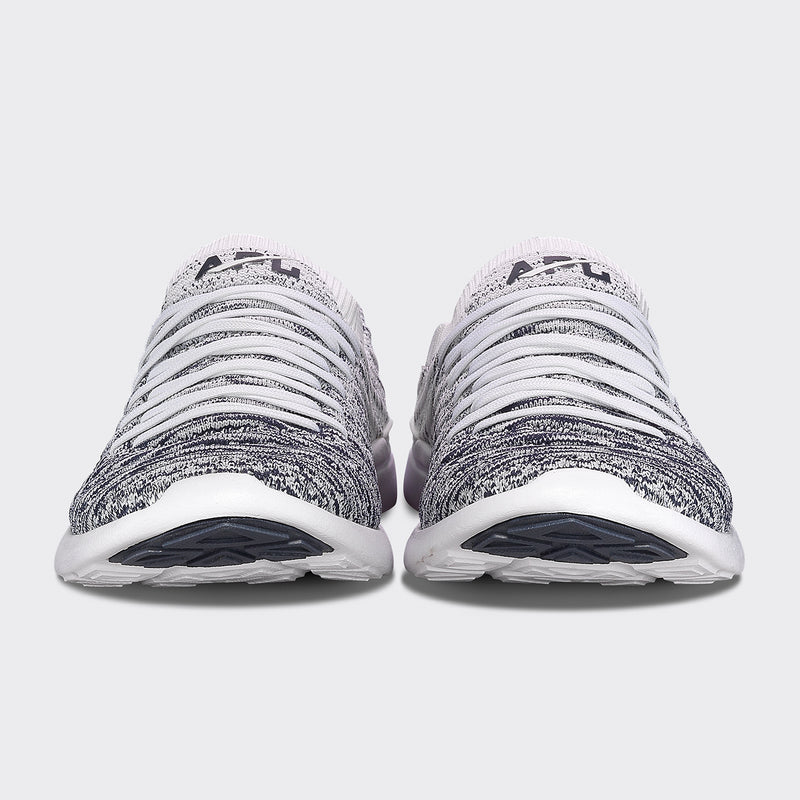 Men's TechLoom Wave White / Midnight / Ombre