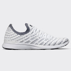 Men's TechLoom Wave White / Navy