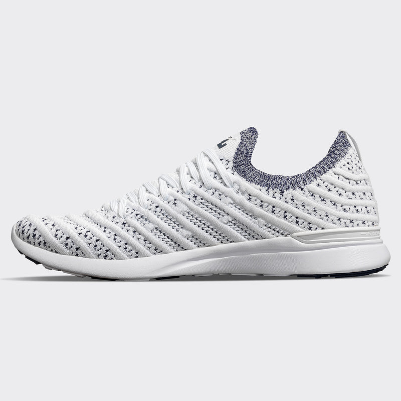 Women's TechLoom Wave White / Navy