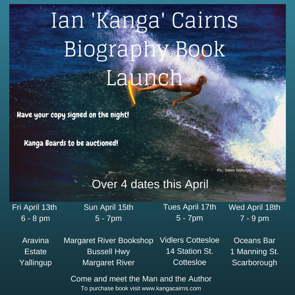 West Oz Book Signing Schedule