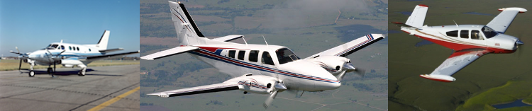 Beechcraft - Bonanza - King Air - Duchess - Baron - Interior