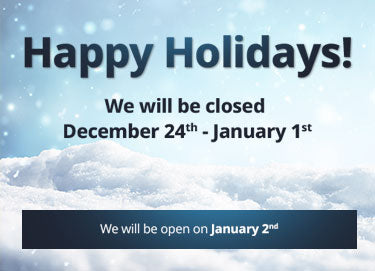 Holiday Closing