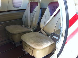 In Use On An Eclipse 500 Passenger Seat