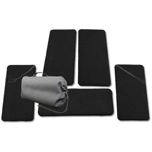 Crew, Passenger, And Wing Set Of Mats For Cessna 350 And Cessna 400 Without G1000