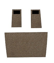 Mooney M20A Floor Mats