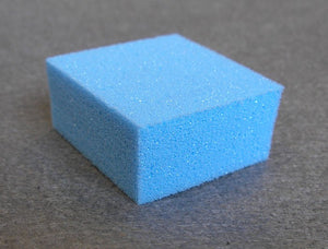 Confor Foam CF45AC/Medium/Blue 2""