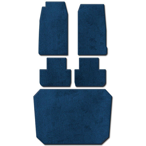 Piper Arrow II III and IV  (PA-28R) Complete Floor Mat Set