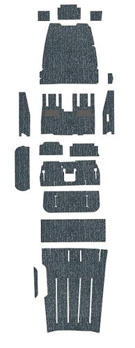 Beechcraft A60 Duke Pre-Cut Carpet Kit
