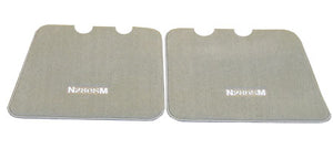 Enstrom Floor Mats With Embroidered Registration Number