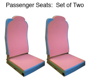 Passenger Seats:  Set of Two