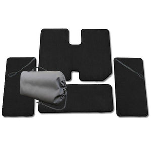 Crew, Passenger, And Wing Set Of Mats For Cessna 350 And Cessna 400 Equipped With G1000