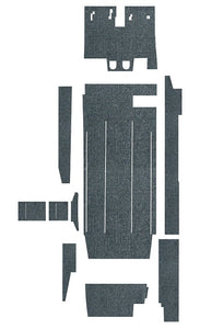 Cessna 421 Pre-Cut Carpet Kit