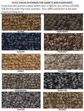 Wool Colors