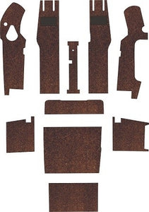Mooney M20J 201 Pre-Cut Carpet Kit