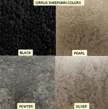 Cirrus Sheepskin Colors