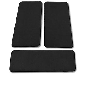 Crew And Passenger Set Of Floor Mats For Cessna 350 And Cessna 400 Without G1000