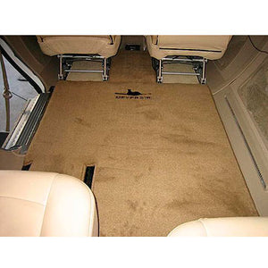 Eclipse 500 Aircraft - 6 Seat Configuration Floor Mat