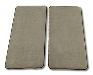 Custom Crew Floor Mats for Cessna 350/400 Aircraft Without Garmin G1000