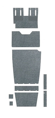 Beechcraft B36TC Bonanza Pre-Cut Carpet
