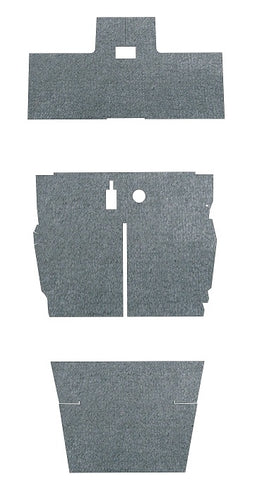 Cessna 140 Pre-Cut Carpet Kit