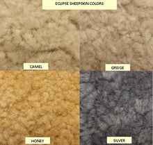 Eclipse Sheepskin Colors