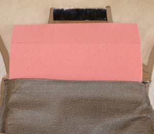 Sleeve Shown With Removable Foam