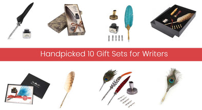 Handpicked 10 Gift Sets for Writers