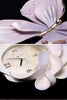 Beautifully Designed 3D Flower & Butterfly Clock for Home & Office 5