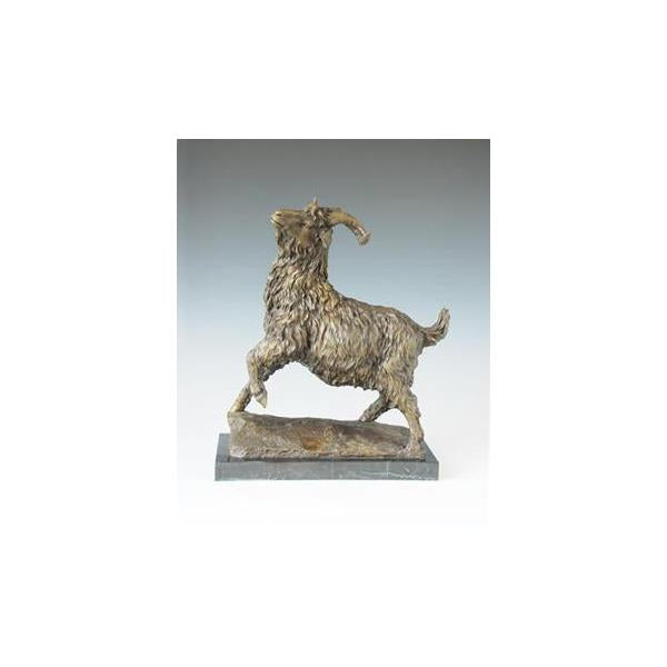 Decorative Bronze Sheep Statue