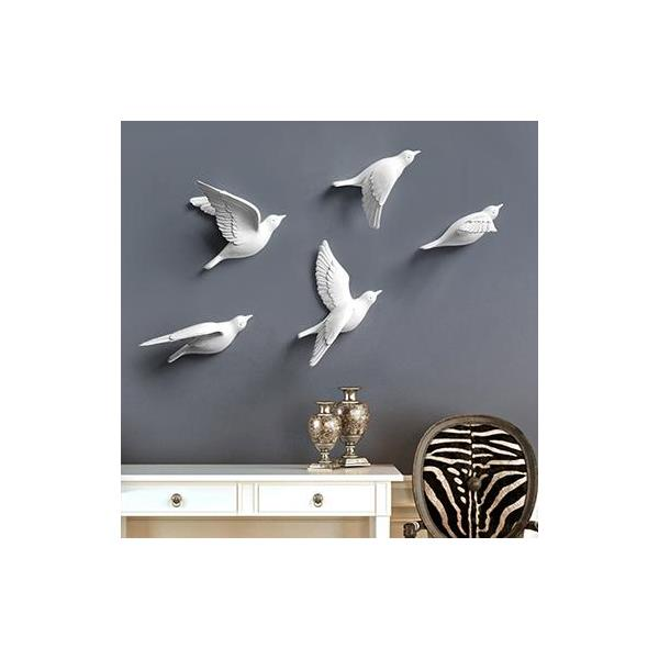 3D Wall Hanging Bird 6