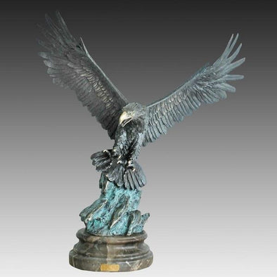Flying Eagle Statues & Bronze Sculptures
