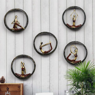 Yoga Studio Hanging Decoration
