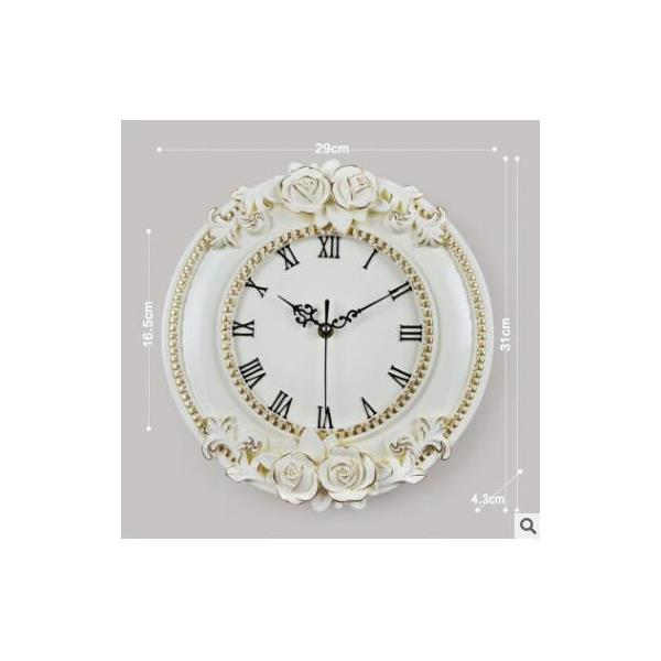 European style Living Room Clock 1