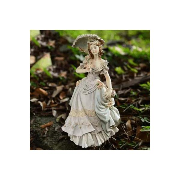 Victorian Girl Wedding Gift Art - 1