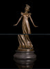 Elegant lady sculpture -  6