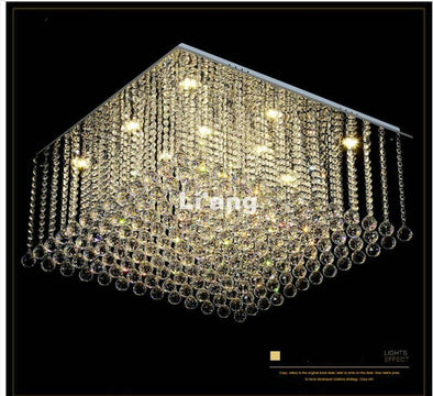 Modern K9 Crystal Ceiling Lights