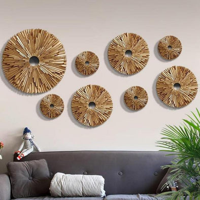 3D Pendant  Murals Ornaments Sticker for Wall and Home Decorations