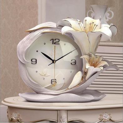 Luxurious Bedroom Clock