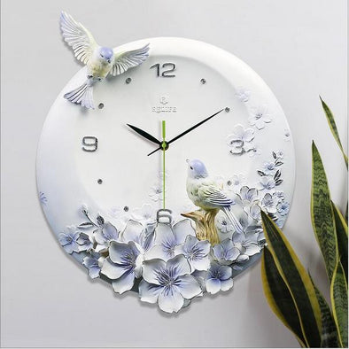 Large Decorative wall clock for Living Room 1