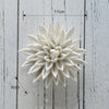 Ceramic three-dimensional flower wall decoration 1