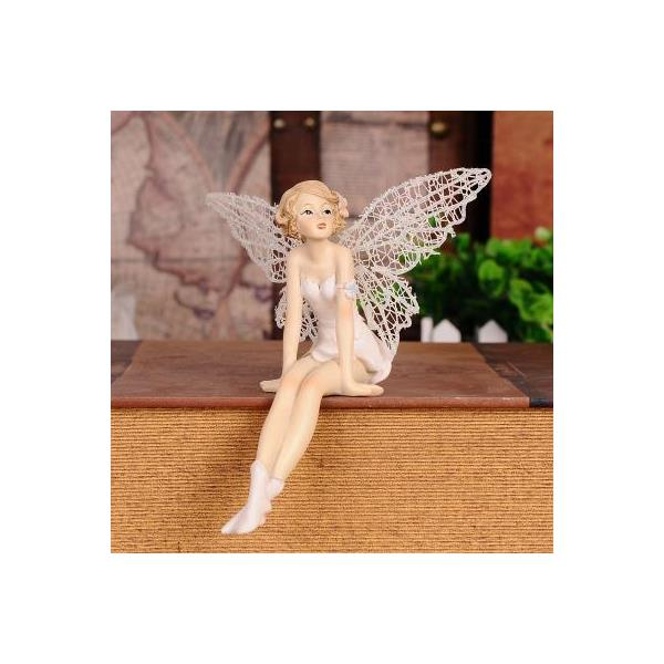 Angel Statue Flower Fairy Crafts Ornaments 1