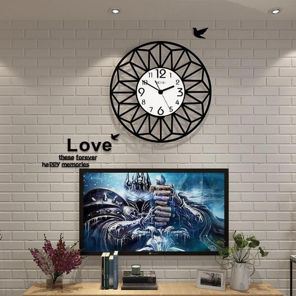 Acrylic 3D Large Digital Wall Clock 1