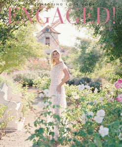 Feature: Provencal Fashion Cover Story for Engaged Magazine