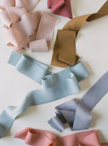 What is Vegan Silk Ribbon